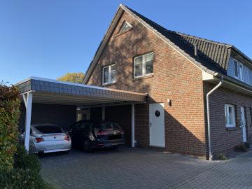Moderne Doppelhaushälfte in ruhiger Lage, 30er Zone, 27777 Ganderkesee, Doppelhaushälfte